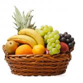 Traditional Fruit Basket Fruit