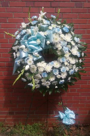 Traditional Funeal Wreath Funeral Flowers