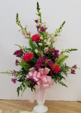 Traditional Funeral Sympathy or Memorial Arrangement