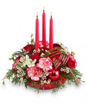 Christmas Kindness Centerpiece in Richland, WA | ARLENE'S FLOWERS AND GIFTS