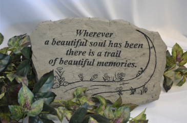 TRAIL OF BEAUTIFUL MEMORIES - STONE SYMPATHY STONE