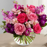 Tranquil Bouquet FTD Vased Arrangement