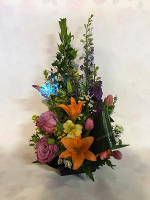 Tranquil Garden   in Fowlerville, MI | ALETA'S FLOWER SHOP