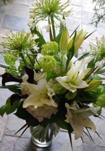Tranquility Vase Arrangement