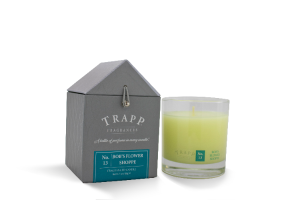 Trapp Signature Candle #13: Bob's Flower Shoppe Candle in Millstadt, IL | BLISS FLORAL & GIFTS