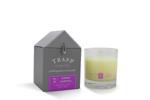 Trapp Signature Candle #60: Jasmine Gardenia Candle in Millstadt, IL | BLISS FLORAL & GIFTS