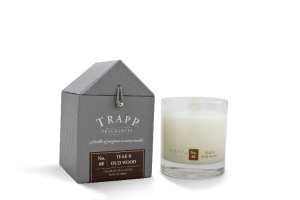 Trapp Signature Candle #68: Teak & Oud Wood Candle in Millstadt, IL | BLISS FLORAL & GIFTS