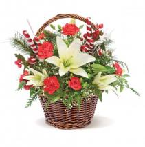 TREASURE BASKET  Christmas Basket