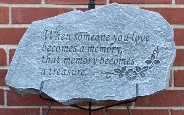 Treasure Plaque
