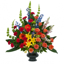 Treasured Celebration Urn Arrangement