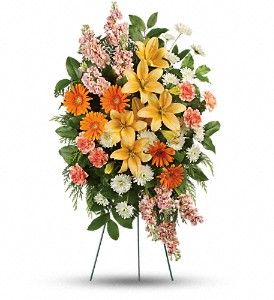 Treasured Lilies T273-2A Spray