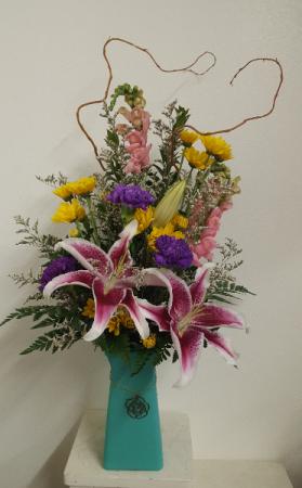 Treasured Love Flower Arrangement