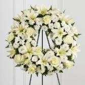 Treasured Tribute Wreath Wreath