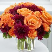 Treasures Bouquet Fall Arrangement