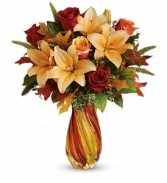 Treasure's of Fall Bouquet Fall