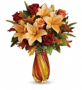 Treasure's of Fall Bouquet Fall