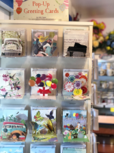 Treasures  Pop-Up Cards