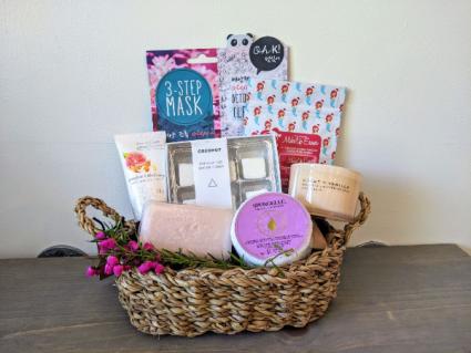 Treat Yourself Gift Basket