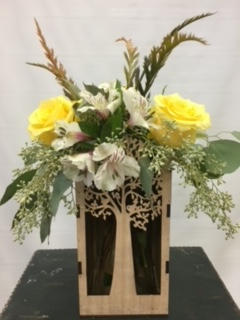 Tree of Life FRESH FLORAL ARRANGEMENT