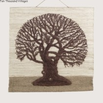 Tree of Life Handwoven from India