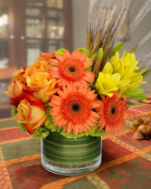 Trendy Autumn Arrangement