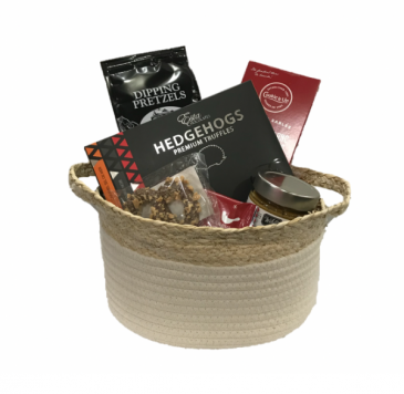Trendy Treats Gift Basket