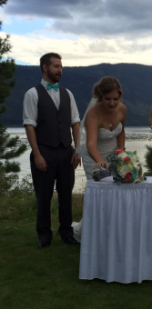 Trent& Megans Wedding Kamloops BC