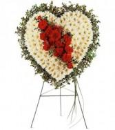 Tribute Heart TF189-7