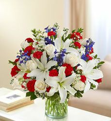 Tribute of Courage Bouquet