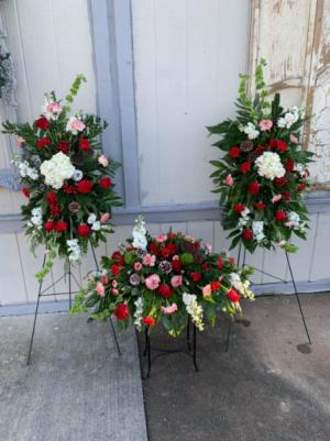 Tribute Package Sympathy in Roanoke, VA | Flowers By Eddie