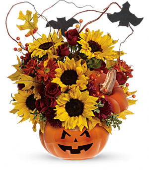 Trick or Treat Bouquet  in Fort Collins, CO | D'ee Angelic Rose Florist