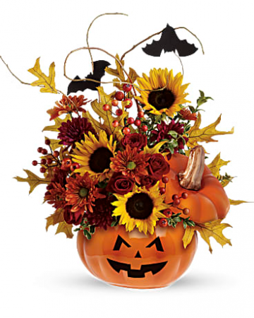 Trick or treat  centerpiece collectable