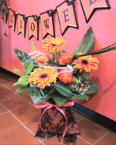 Trick or Treat Fresh Floral Design