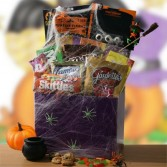Trick or Treat Gift Basket