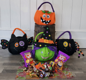 Trick or Treat Halloween Bag in Bluffton, SC | BERKELEY FLOWERS & GIFTS