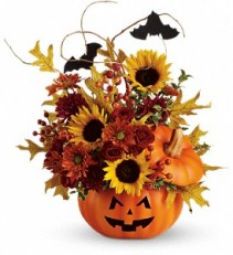 Trick & Treat Bouquet Holiday Floral