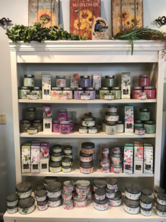Tried & True Candles and Diffusers Gift