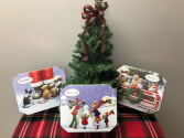 Trio of Holiday Chocolates
