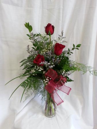Triple Treat Roses