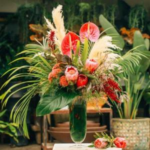 Triumphant extravagance   in Oakville, ON | ANN'S FLOWER BOUTIQUE-Wedding & Event Florist