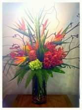 Tropical Abundance  Arrangement