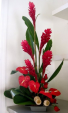 tropical arrangement # 4 tropical