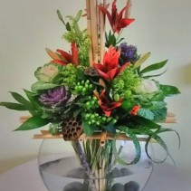 Tropical Beauty Arrangement