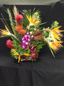 Tropical Blend By Enchanted Florist of Cape Coral