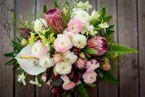 Tropical Bliss Bouquet