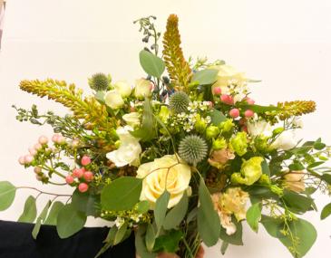 Tropical bridal Bouquet  Wedding bouquet