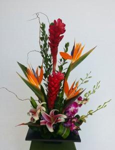 Tropical Delight Floral Design
