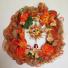 Tropical Fall Wreath artificial wreath
