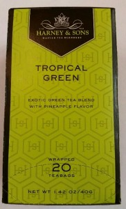 Tropical Green Tea Harney & Sons Tea