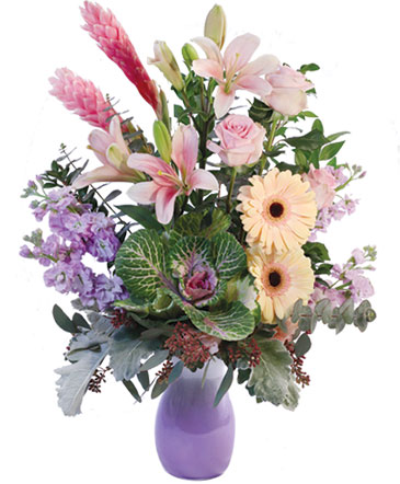 Tropical Meadow Floral Arrangement